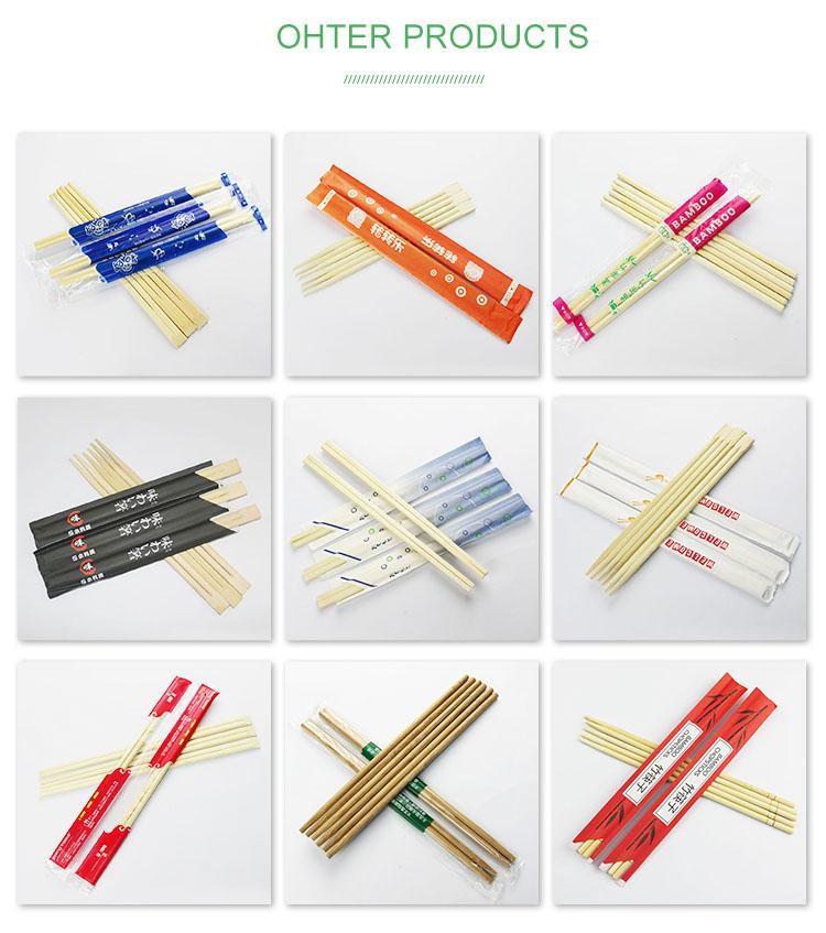 đũa tre Nhật Bản dùng một lần